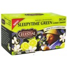 Celestial Seasonings - Sleepytime Green Lemon Jasmine Decaf - 20 zakjes